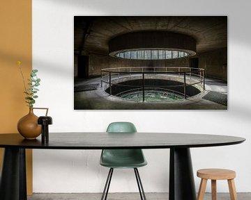 Der grüne Pool von Olivier Photography