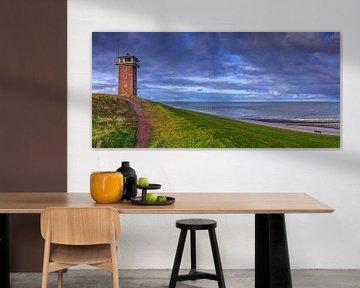 Turm der Küstenwache Huisduinen / Den Helder.
