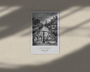 In beeld: AMSTERDAM Prinsengracht van Melanie Viola