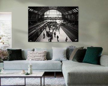 Estação Da Luz van Remy De Milde