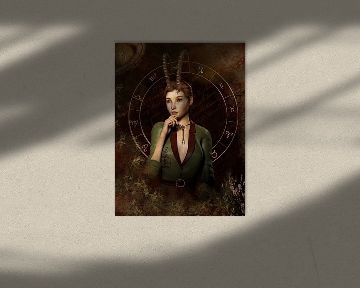 Sfeerimpressie: Capricorn van Britta Glodde