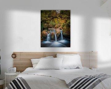 De Schiessentumpel waterval