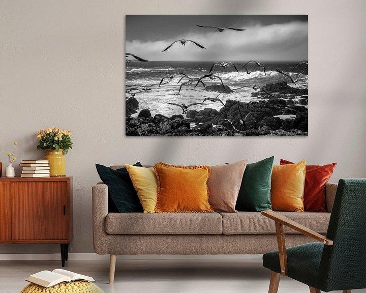 Sfeerimpressie: Pacific Coast van Wim Slootweg