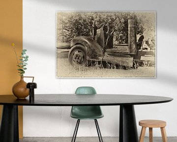 Old Truck van Wim Slootweg