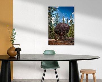 Globe Rock van Wim Slootweg