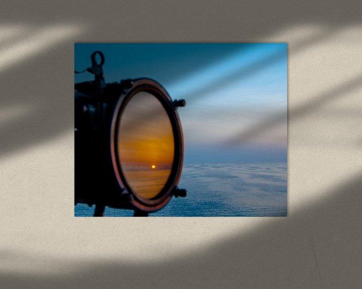 Sfeerimpressie: Spiegelbeeld van Alex Hiemstra