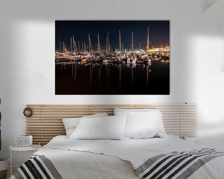 Sfeerimpressie: Haven van Wim Slootweg