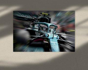 Sebastian Vettel Express von DeVerviers