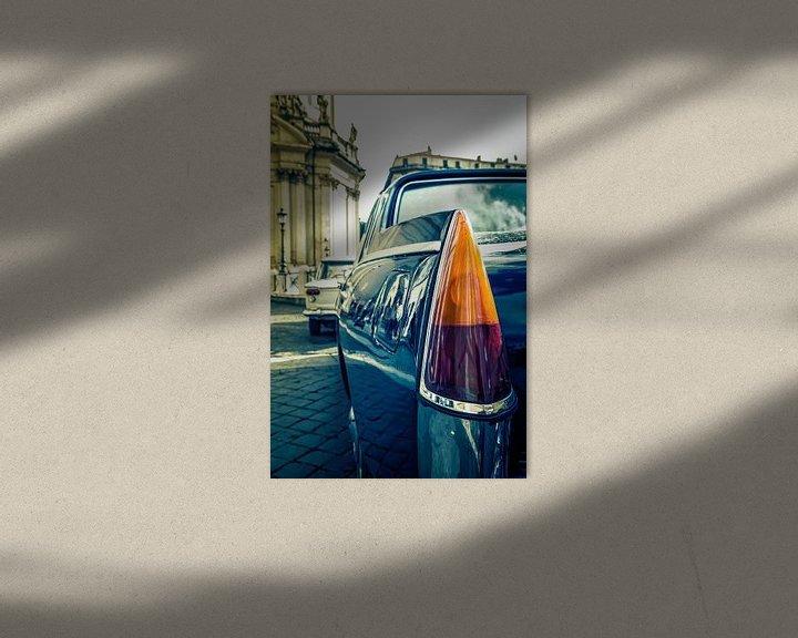 Sfeerimpressie: Roma: Lancia in duo-tone II van juvani photo