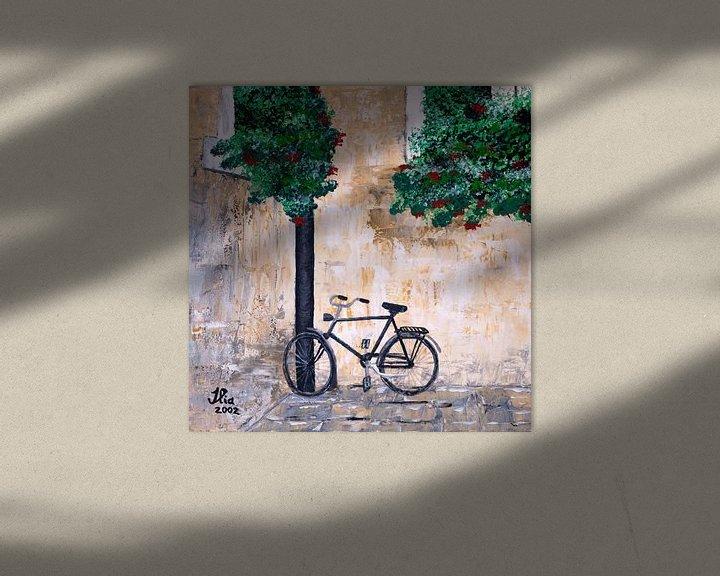 Beispiel: Bicycle von Ilia Berends