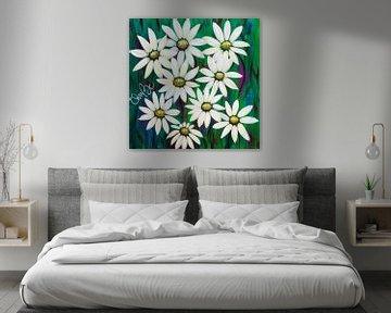 Gänseblümchen von Christel De Buyser