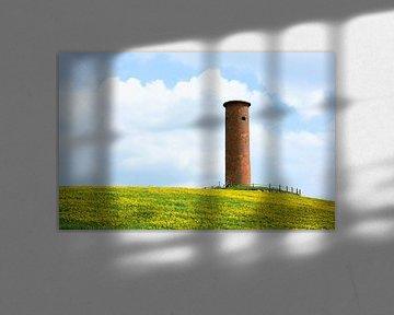 Gömnitzer Turm von Gisela Scheffbuch
