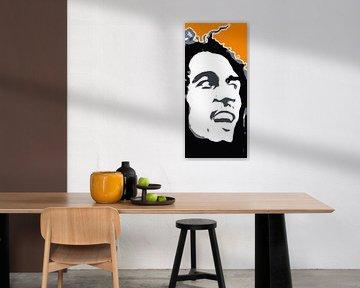 Bob Marley von Herman de Langen