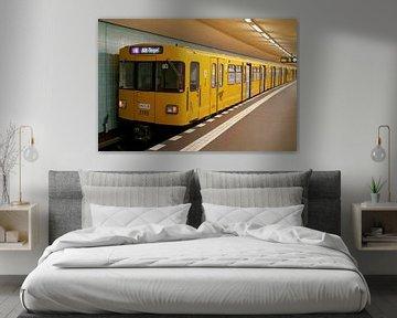 Ondergronds in Berlijn van Heiko Kueverling