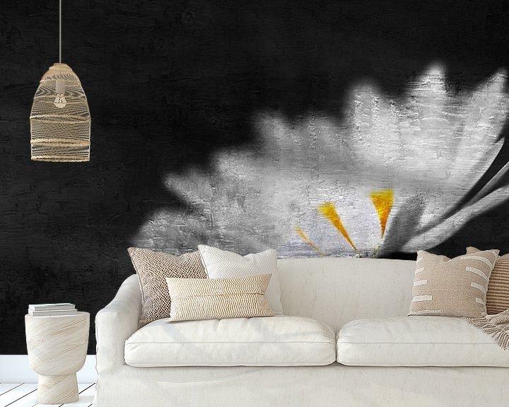 Sfeerimpressie behang: MadeLief van Yvonne Blokland