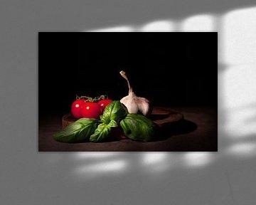 De italiaanse keuken van Danielle van Doorn