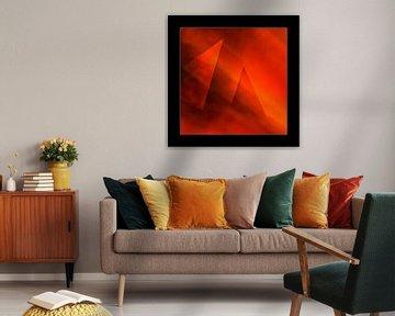Oranje van Paul van Gaalen