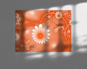 Orange van gabiw Art