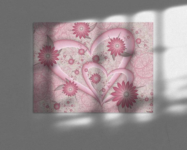 Beispiel: Romantik von gabiw Art