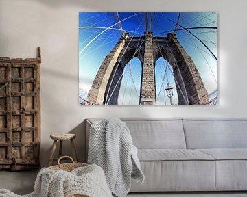 Brooklyn Bridge van Marcel Schauer
