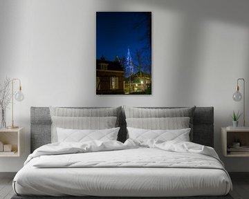 OLV-toren vanaf de Zuidsingel von Kei(stad) Donker