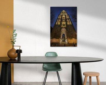 Dom Utrecht Lichttoren van Joris van Kesteren