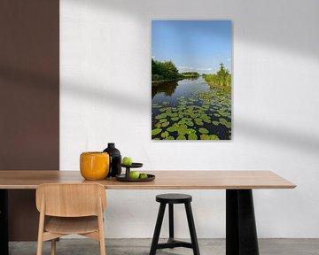 Wiedener Landschaft von Sjoerd van der Wal