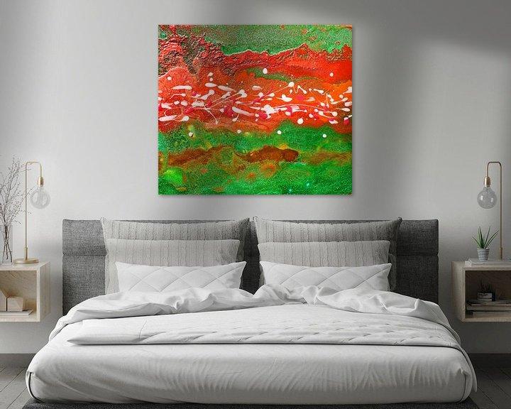 Sfeerimpressie: Abstract 11 van Julia Apostolova