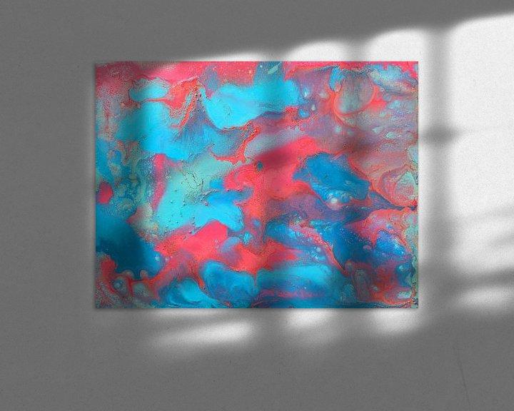 Impression: Abstract 16 sur Julia Apostolova