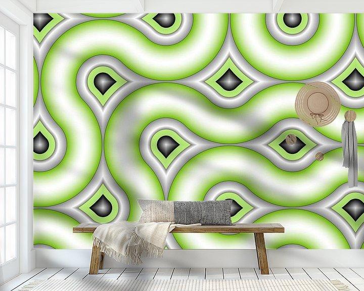 Beispiel fototapete: Muster von gabiw Art