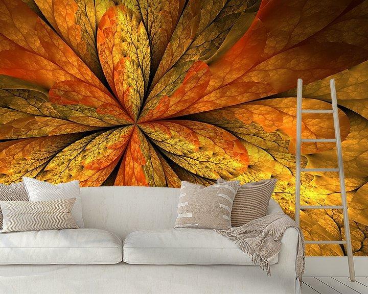 Beispiel fototapete: Ein Gefühl von Herbst von gabiw Art
