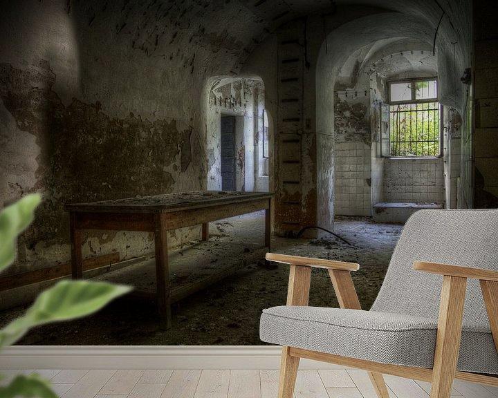 Beispiel fototapete: lost table von Richard Driessen