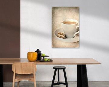 chocolade koffie van Claudia Moeckel
