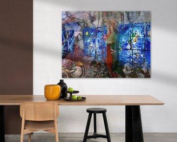 Masters at work Marc Chagall von Giovani Zanolino