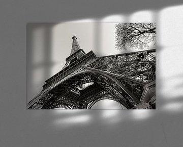 Paris Eiffelturm von JPWFoto