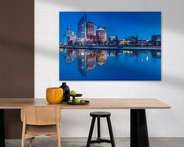 Den Haag Skyline von Tom Roeleveld