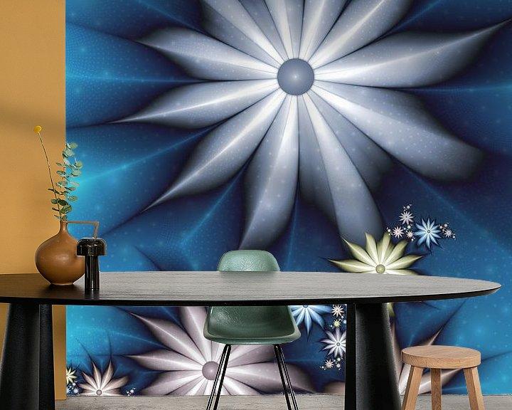 Beispiel fototapete: Midnight in Spring von gabiw Art