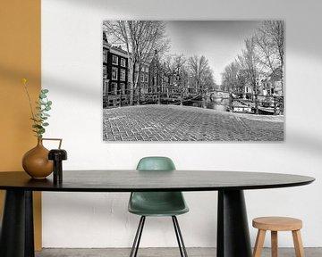 Reguliersgracht Amsterdam von Don Fonzarelli