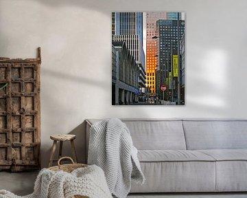 Manhattan aan de Maas van Monique Jouvenaar