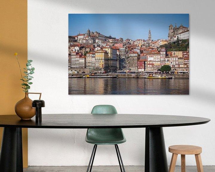 Sfeerimpressie: Uitzicht op Porto van BTF Fotografie