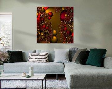 Golden Orange van Christy Leigh