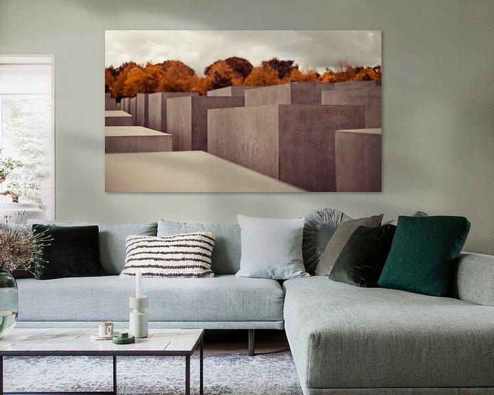 Sfeerimpressie: The silence of the past van Jesse Kraal