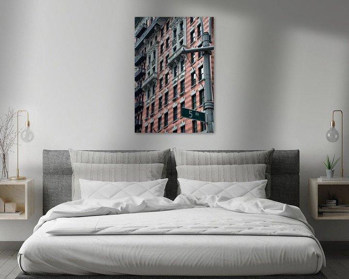 Beispiel: New York , Manhattan von Tineke Visscher