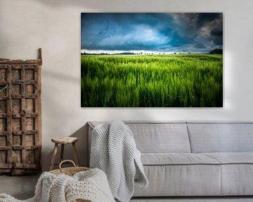 Gewitterwolken sur Hannes Cmarits