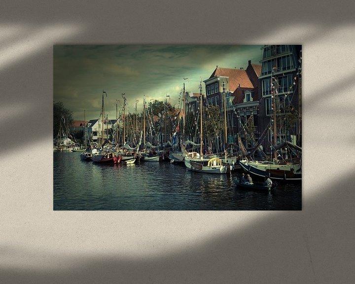 Sfeerimpressie: Haarlem Vaardagen van Jasper van der Meij