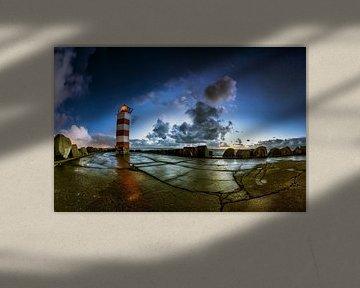 Baken Wijk aan Zee van Rene Kuipers