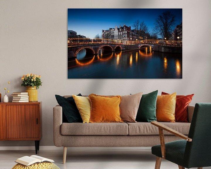 Sfeerimpressie: Historic Amsterdam van Wim Slootweg