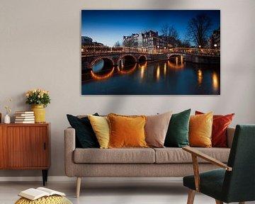 historische Amsterdam von Wim Slootweg