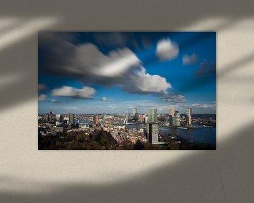 Wolken boven de Maasstad van Martijn Smeets