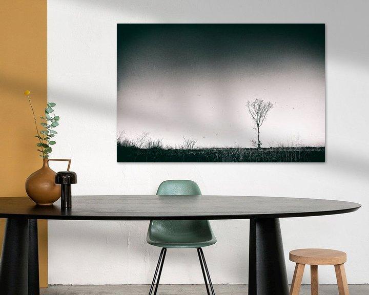 Sfeerimpressie: Landscape II van Rene Kuipers